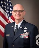 179th Airlift Wing Command Chief biography portrait