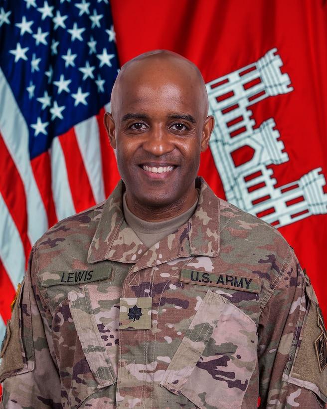 Lt. Col. Kevin Lewis