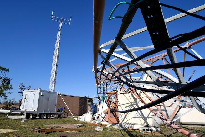 Hurricane Michael Recovery Efforts