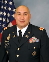 Official portrait of Colonel David Wills, Deputy Director, C4 Systems