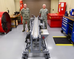 916th Airman Equipped to Innovate