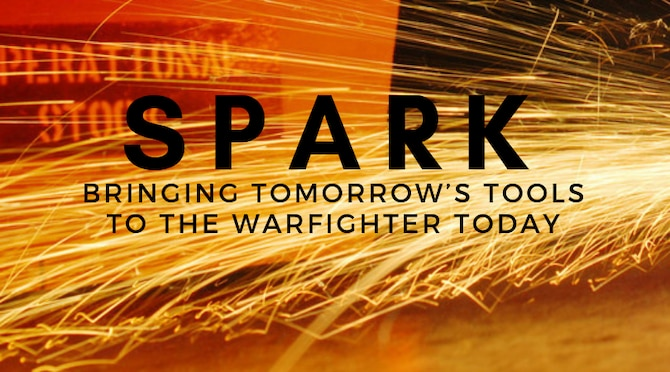 SPARK is an Air Force initiative that drives innovation within our Airmen to develop a better and faster way to accomplish the mission.