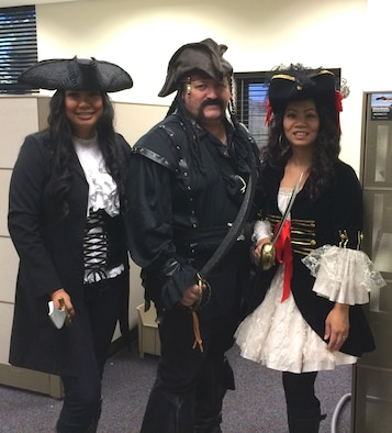 The 349th Air Mobility Wing (and especially our FM pirates) reminds everyone to have a safe, fun Halloween!