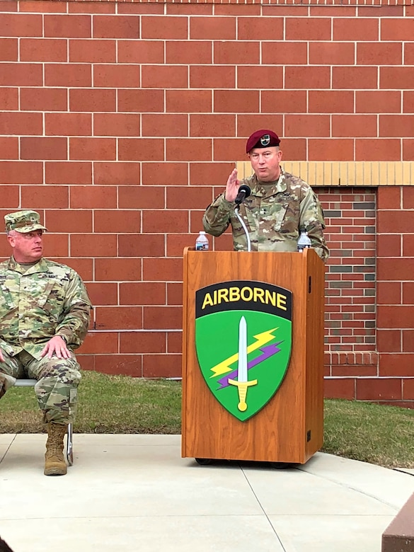 USACAPOC(A) deputy commanding general retires after 33-year career