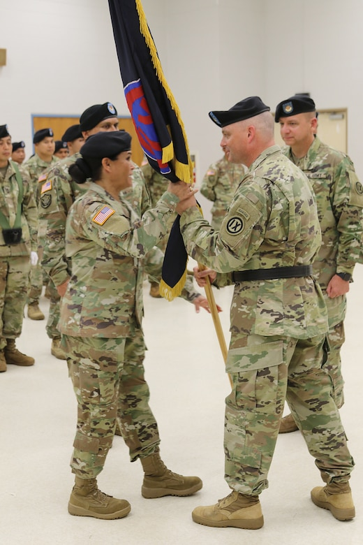 9th Mission Support Command welcomes new senior enlisted leader