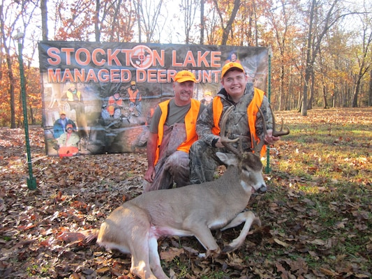 Stockton Lake to host annual managed deer hunt, some areas closed to public