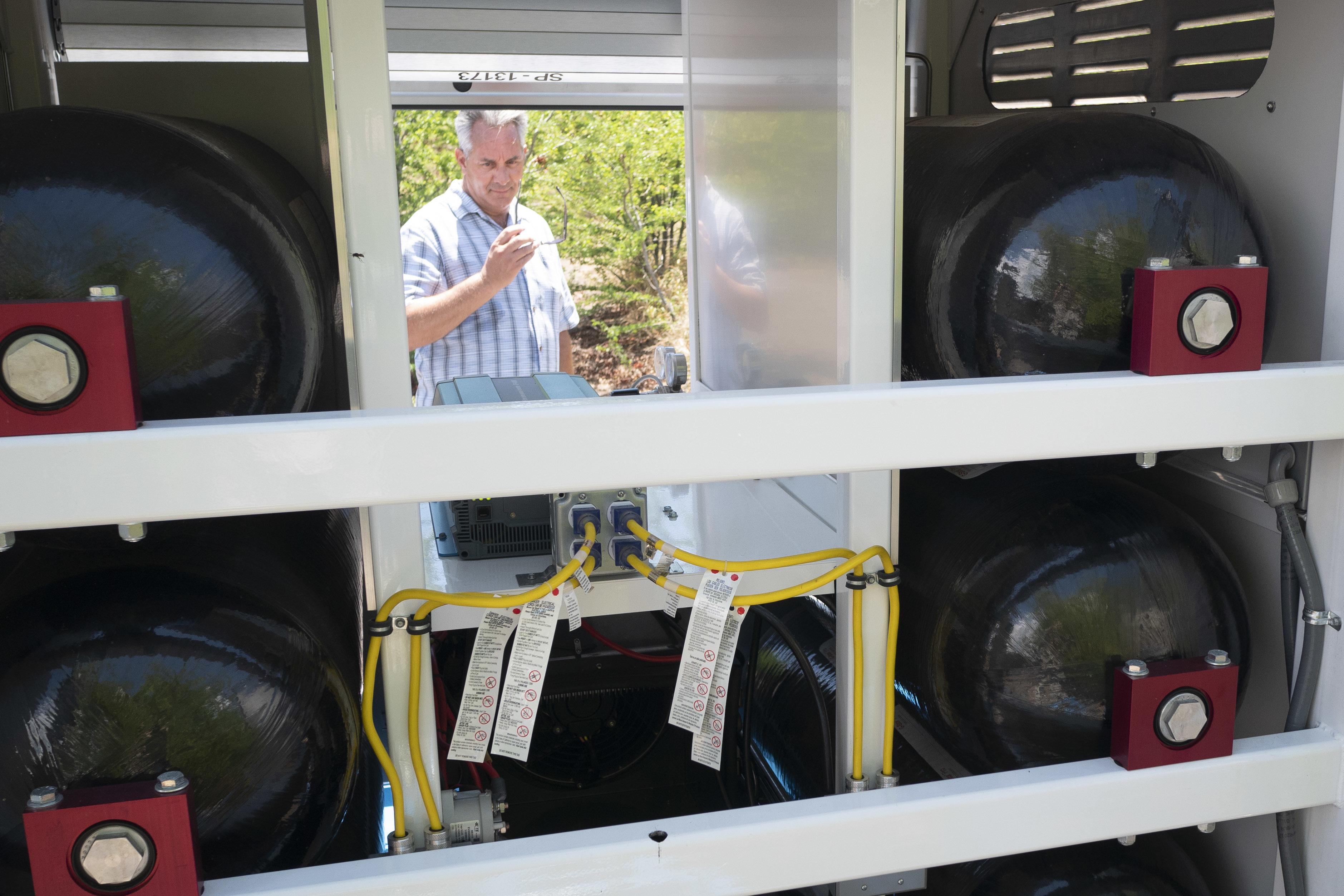 Photos Motor Generator Project