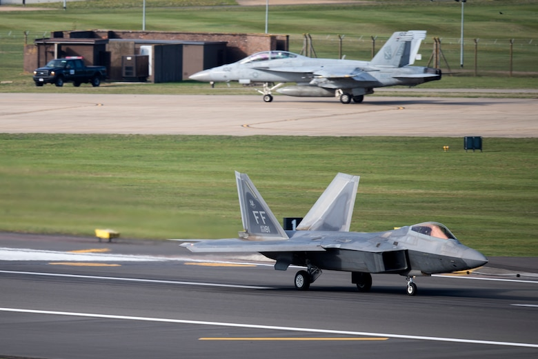 Liberty Wing hosts Dissimilar Air Combat Training > Royal