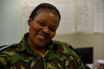 eSwatini Defense Force Officer
