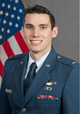 Air Force Scholar LEAPs to the top of his ISOS class