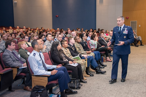 AU holds 3rd LREC Symposium (U.S. Air Force photo by William Birchfield