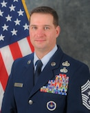 Command Chief Master Sgt. Gene. B. Jameson III, 80th Flying Training Wing
