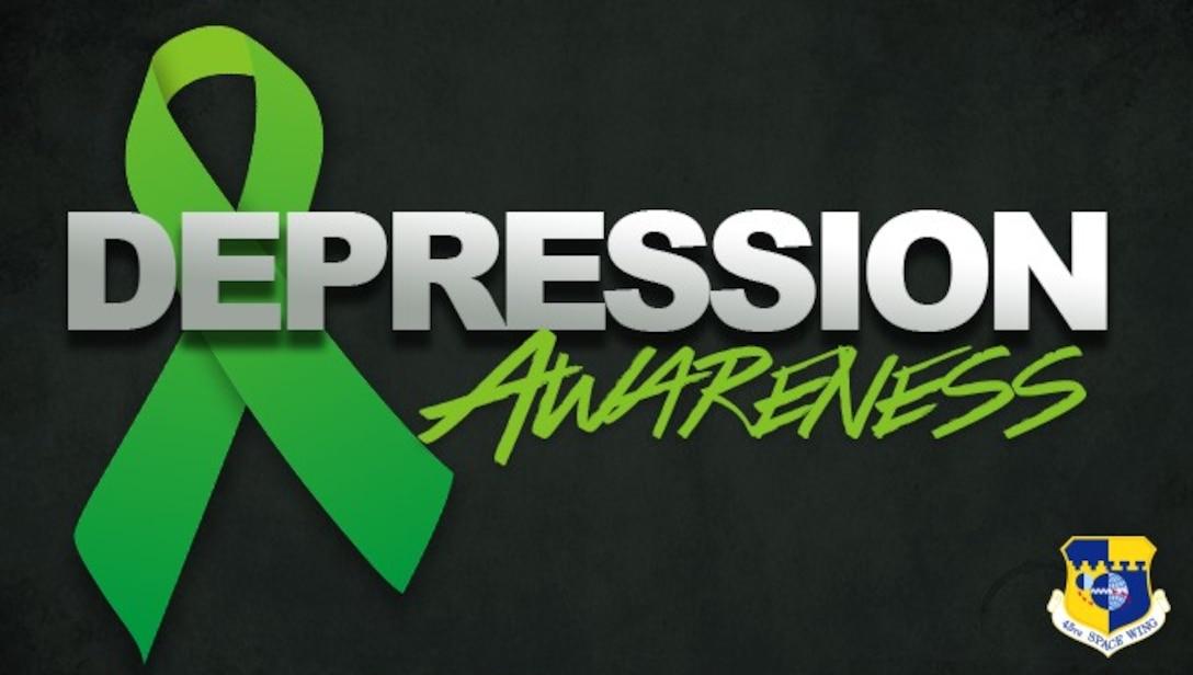 Depression Awareness Graphic