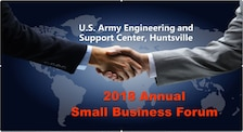 Huntsville Center's Small Business Forum 2018 slide presentation is now available.