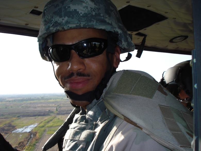 Lt Col Beloved started his linguistic journey by taking Arabic courses online