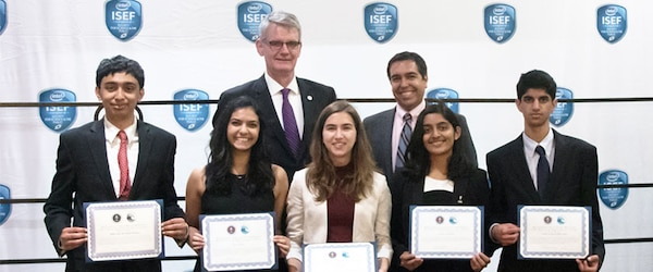 NSA Research Directorate recognizes students for outstanding projects advancing STEM research.
