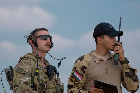 TACP Airmen support multi-nation exercise