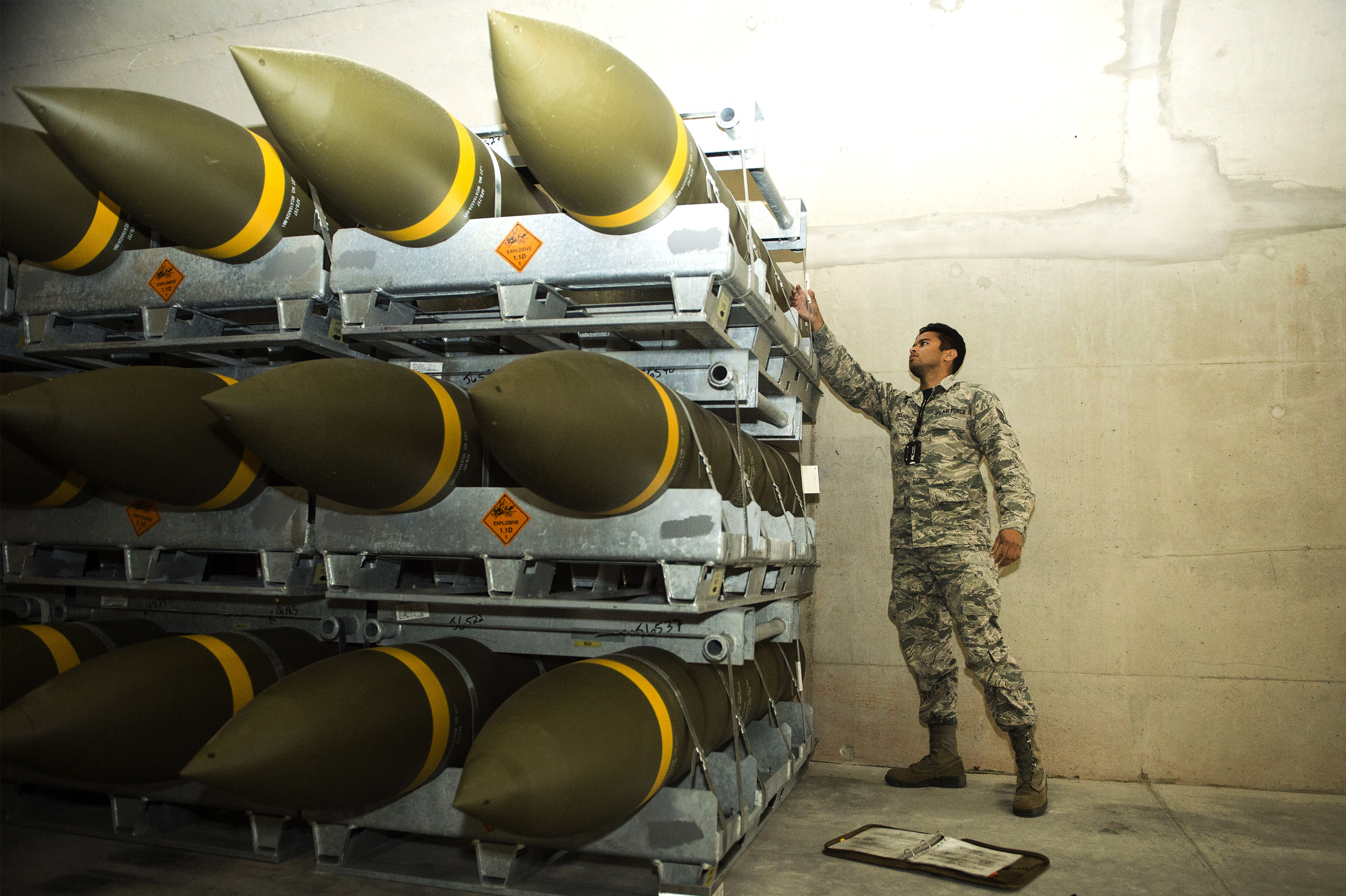 Afx Army Cadets armed and ready: ramstein receives largest ammo shipment in