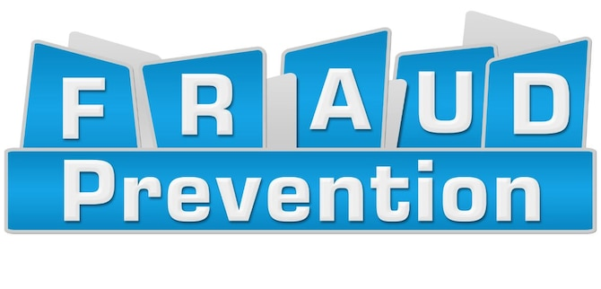 AFOSI Special Agents act defensively and offensively to prevent and respond to fraud. Defensively they train and brief on fraud prevent techniques, while offensively they detect, investigate and neutralize fraud by working with other law enforcement agencies and building cases to deter further harm. (Courtesy graphic)