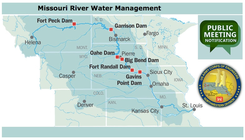 Public Meetings are held each spring and fall across the Missouri River basin.