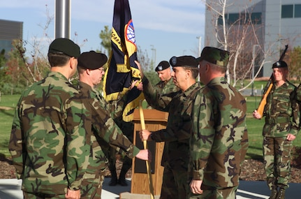 100th MDB Activation Ceremony