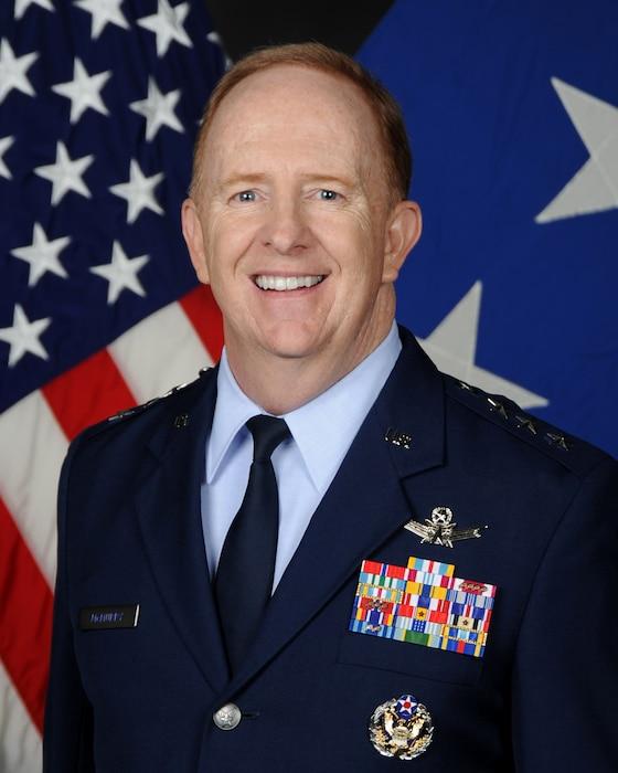 Lt. Gen. Robert McMurray