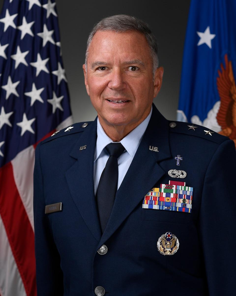 Chaplain (Maj. Gen.) Steven Schaick