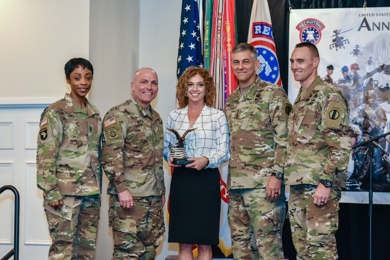 USAREC Department of the Army