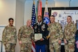 USAREC Noncommissioned Officers of the Year: Station Commander of the Year Sgt. 1st Class Jermaine Maddox US Army Recruiting Battalion Raleigh NC US Army 2nd Recruiting Brigade