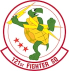 121st Fighter Squadron D.C. Air National Guard