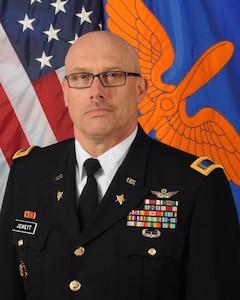 Chief Warrant Officer 5 Michael R. Jewett