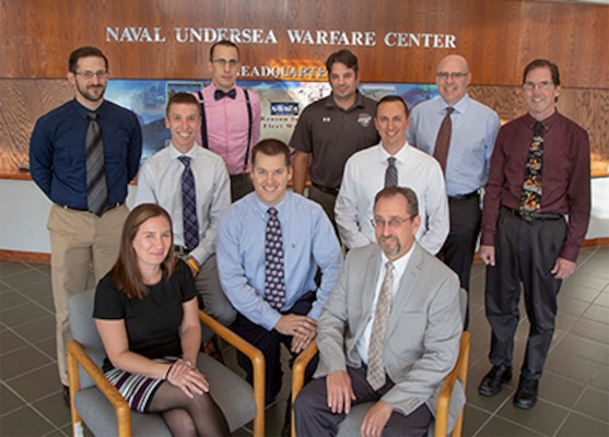 NUWC Division Newport engineering team wins ONR Prize for Affordability