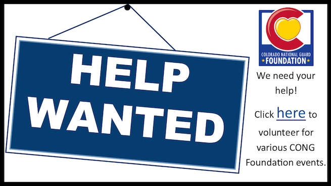 CONG Foundation Help Wanted