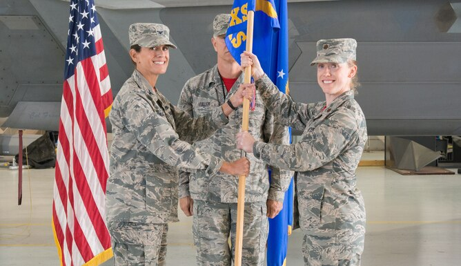 192nd AMXS welcomes new commander