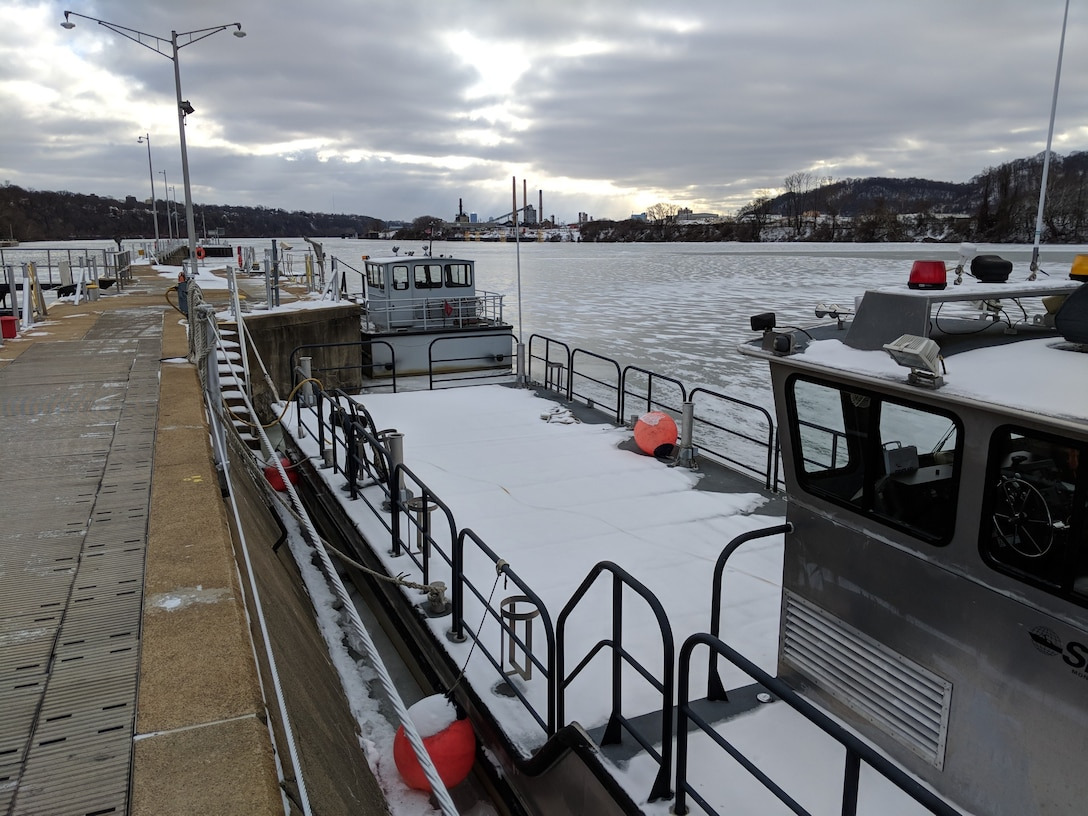 The U.S. Army Corps of Engineers Pittsburgh District is alerting mariners that starting October 30, pillar buoys at the district's 23 navigations facilities will be removed from the Allegheny, Monongahela and Ohio rivers in advance of winter weather.