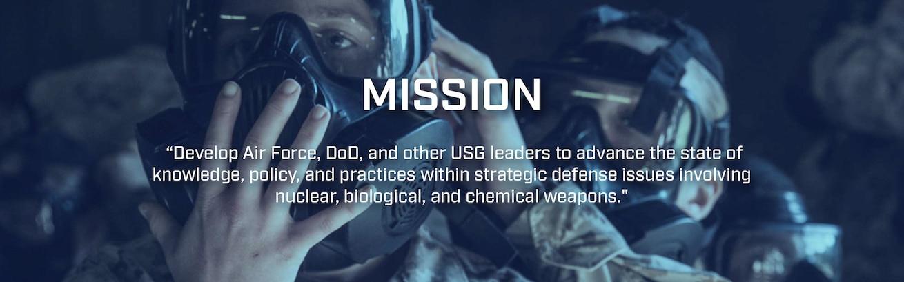 Center for Strategic Deterrence Studies Mission