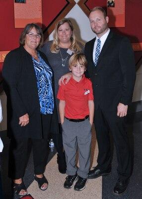 Paul Rogers' family