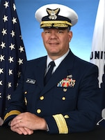 Photo of Admiral Thomas G. Allan Jr.