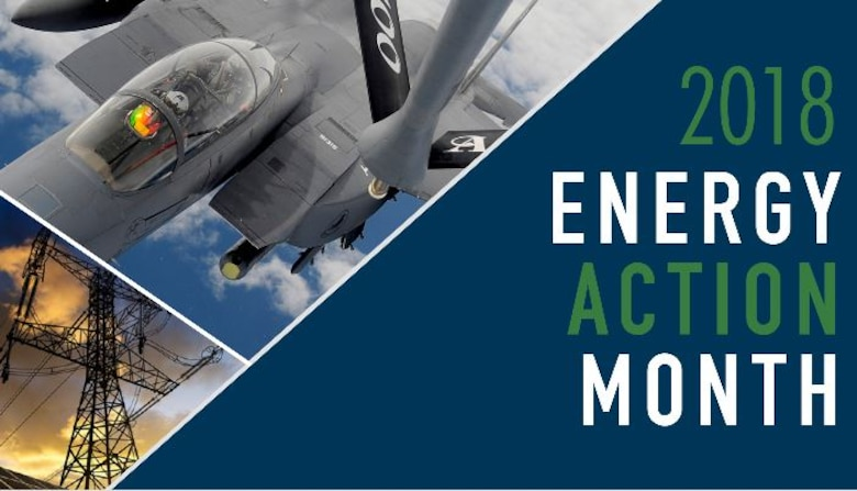 October is Energy Action Month, which makes this is the opportune time to give an update on the Fairchild Energy Program. This year was great for energy savings.  We experienced a two percent reduction in electricity usage, and an 11 percent reduction in natural gas usage from last year. (Courtesy Photo)