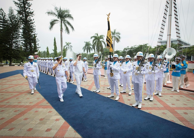 CNO Visits Indonesia, Affirms Commitment to Strategic Partnership