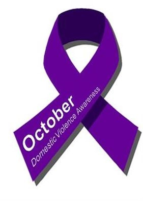 October is Domestic Violence Awareness Month, a period set aside to raise the awareness of the effects of physical and other forms of abuse.  It's also a time to dedicate ourselves to stand up for children living in fear in these hostile environments. (Courtesy Photo)
