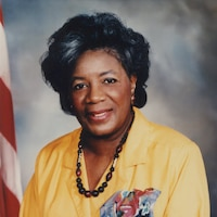 Portrait of Minnie McNeal Kenny