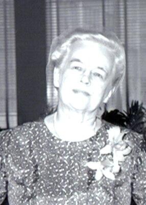 Portrait of Juliana Mickwitz