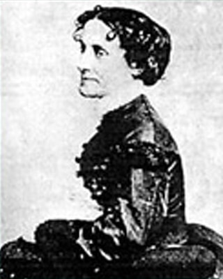 Portrait of Elizabeth Van Lew