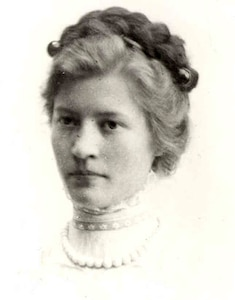 Portrait of Agnes Meyer Driscoll