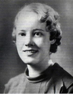 Portrait of Genevieve Grotjan Feinstein