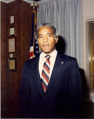Portrait of Ralph W. Adams, Jr.