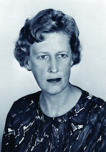 Portrait of Vera Ruth Filby
