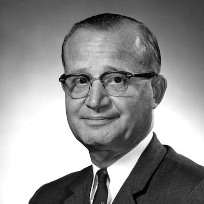 Portrait of Joseph Desch