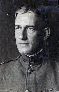 Portrait of Colonel Parker Hitt